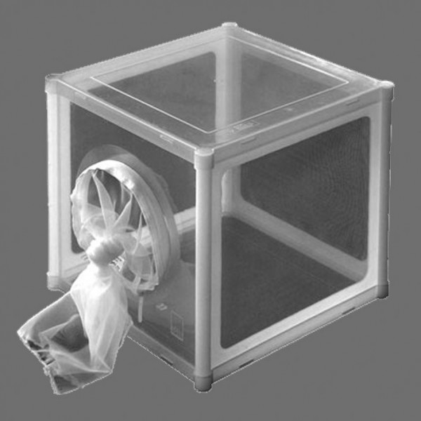 Caja cria cubica 30x30x30 entomopraxis for Kommode 30 x 30