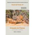 DEFAUT & MORICHON - FAUNE DE FRANCE, Vol. 97. CRIQUETS DE FRANCE (Orthoptera, Caelifera)