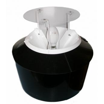TRAMPA LUZ ROBINSON, 125 W, 220 V, VAPOR DE MERCURIO, DIAMETRO 50 cm