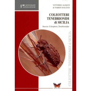 ALIQUÒ & SOLDATI - COLEOTTERI TENEBRIONIDI DI SICILIA (COL. TENEBRIONIDAE)