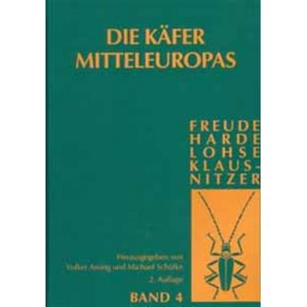 ASSING & SCHÜLKE - DIE KÄFER MITTELEUROPAS 4 (Freude, Harde & Lohse): STAPHYLINIDAE I