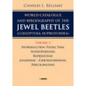 BELLAMY - WORLD CATALOGUE AND BIBLIOGRAPHY OF THE JEWEL BEETLES (COL.: BUPRESTOIDEA). Vol. 3