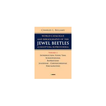 BELLAMY - WORLD CATALOGUE AND BIBLIOGRAPHY OF THE JEWEL BEETLES (COL.: BUPRESTOIDEA). Vol. 4