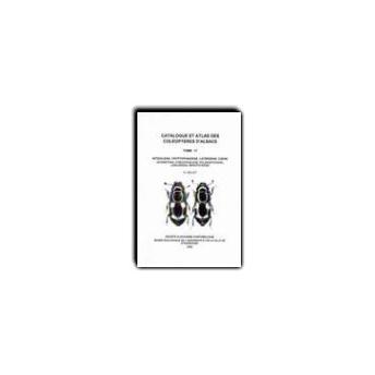 CALLOT - CATALOGUE ET ATLAS DES COLEOPTERES D'ALSACE, Tome 18: Scirtidae