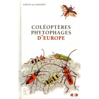 CHATENET - COLEOPTERES PHYTOPHAGES D'EUROPE