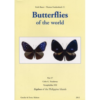 BAUER & FRANKENBACH - BUTTERFLIES OF THE WORLD, 37