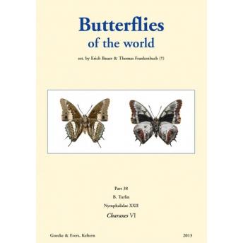 BAUER & FRANKENBACH - BUTTERFLIES OF THE WORLD, Part 38