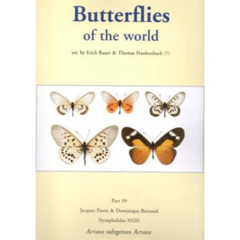 BAUER & FRANKENBACH - BUTTERFLIES OF THE WORLD, Part 39