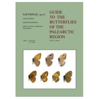 BOZANO (ECKWEILER & BOZANO) - GUIDE TO THE BUTTERFLIES OF THE PALEARCTIC REGION. SATYRINAE part IV