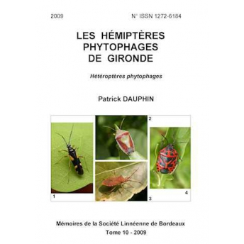 DAUPHIN - LES HEMIPTERES PHYTOPHAGES DE GIRONDE. HETEROPTERES PHYTOPHAGES
