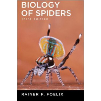 FOELIX - BIOLOGY OF SPIDERS
