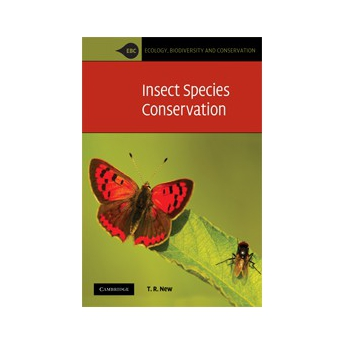 NEW - INSECT SPECIES CONSERVATION