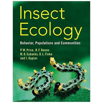 PRICE - INSECT ECOLOGY. BEHAVIOR, POPULATIONS AND COMMUNITIES