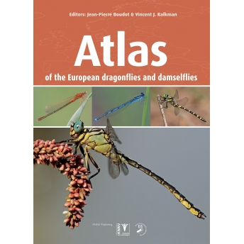 BOUDOT & KALKMAN - ATLAS OF THE EUROPEAN DRAGONFLIES AND DAMSELFLIES