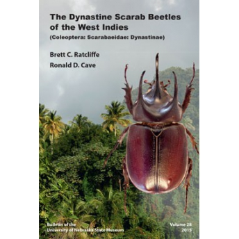 RATCLIFFE & CAVE - DYNASTINE SCARAB BEETLES OF THE WEST INDIES