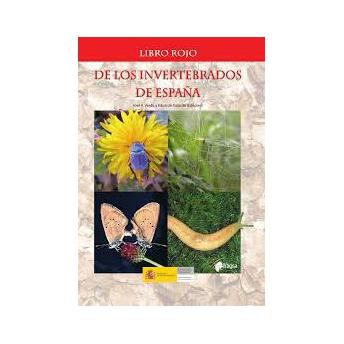 VERDU & GALANTE - LIBRO ROJO DE LOS INVERTEBRADOS DE ESPAÑA