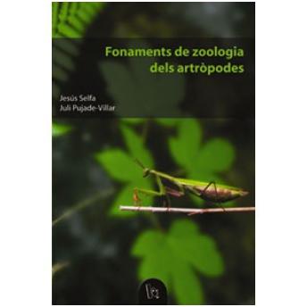 SELFA & PUJADE - FONAMENTS DE ZOOLOGIA DELS ARTRÒPODES