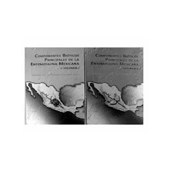 MORRONE ET AL. - COMPONENTES BIÓTICOS PRINCIPALES DE LA ENTOMOLOGÍA MEXICANA, Vol. I