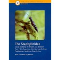 LOTT & ANDERSON - THE STAPHYLINIDAE (ROVE BEETLES) OF BRITAIN AND IRELAND. Parts 7 & 8