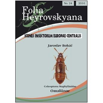 BOHAC - ICONES INSECTORUM EUROPAE CENTRALIS, Vol. 24: COLEOPTERA: STAPHYLINIDAE: OMALIINAE