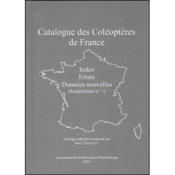 TRONQUET - CATALOGUE DES COLÉOPTÈRES DE FRANCE, Suppl. 1