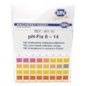 TIRAS INDICADORAS pH 0,0 - 6,0