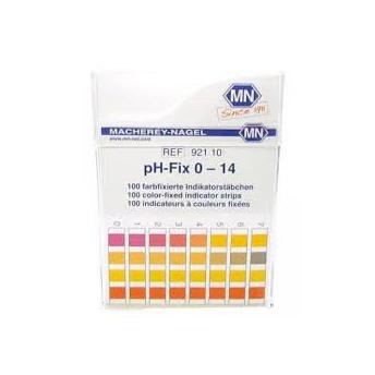 TIRAS INDICADORAS pH 4,5 - 10,0