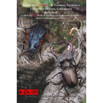REY-MUÑIZ 2014 ATLAS E LIBRO VERMELLO DE CARABINI, CYCHRINI E LUCANIDAE (INSECTA, COLEOPTERA) DE GALICIA