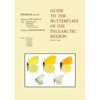 BOZANO - GUIDE TO THE BUTTERFLIES OF THE PALEARCTIC REGION. PIERIDAE PART III