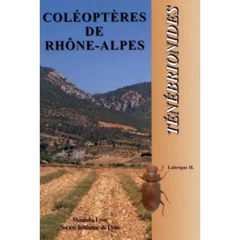 LABRIQUE - COLEOPTERES DE RHONE-ALPES. TENEBRIONIDES