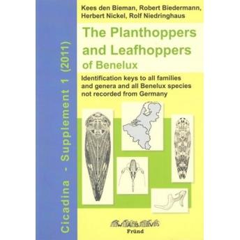 BIEMAN, BIEDERMANN, NICKEL & NIEDRINGHAUS - THE PLANTHOPPERS AND LEAFHOPPERS OF BENELUX