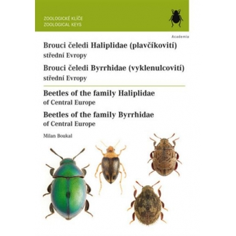 BOUKAL - BEETLES OF THE FAMILY HALIPLIDAE AND BYRRHIDAE OF CENTRAL EUROPE