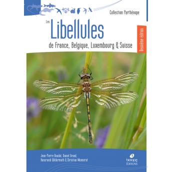 BOUDOT - LES LIBELLULES DE FRANCE, BELGIQUE, LUXEMBOURG ET SUISSE