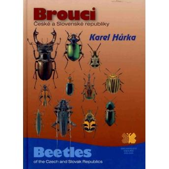 HURKA - BEETLES OF THE CZECH AND SLOVAK REPUBLICS