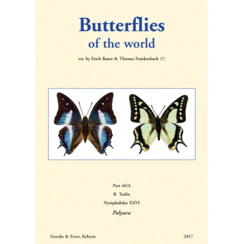 BAUER & FRANKENBACH (TURLIN) - BUTTERFLIES OF THE WORLD, Vol. 46B - 46B