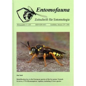 SMIT - IDENTIFICATION KEY TO THE EUROPEAN SPECIES OF THE BEE GENUS NOMADA (HYMENOPTERA: APIDAE)