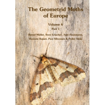 MÜLLER, ERLACHER, HAUSMANN, SIHVONEN, & SKOU - THE GEOMETRID MOTHS OF EUROPE, Vol. 6, Part 1: ENNOMINAE