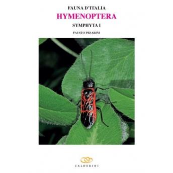 PESARINI -FAUNA D'ITALIA, VOL. 52: SYMPHYTA