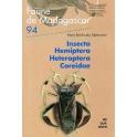 BRAILOVSKY - FAUNE DE MADAGASCAR 94: INSECTA HEMIPTERA HETEROPTERA COREIDAE