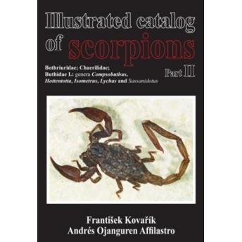 KOVARIK - ILLUSTRATED CATALOG OF SCORPIONS. Part II