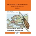 NEU - DISTRIBUTION ATLAS OF EUROPEAN TRICHOPTERA