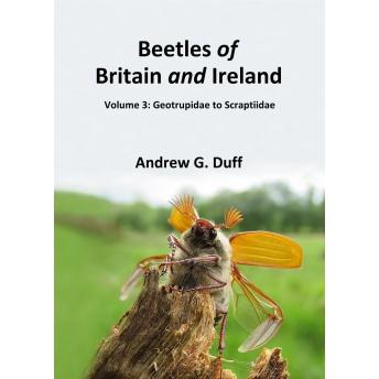 DUFF - BEETLES OF BRITAIN AND IRELAND. VOL. 3: GEOTRUPIDAE TO SCRAPTIIDAE