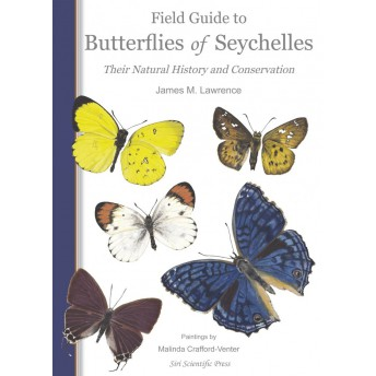 LAWRENCE - FIELD GUIDE TO THE BUTTERFLIES OF SEYCHELLES