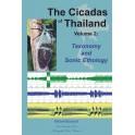 BOULARD - THE CICADAS OF THAILAND VOLUME 2