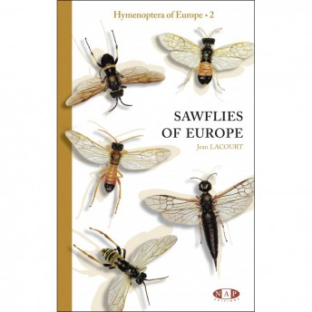 LACOURT - SYMPHYTES D'EUROPE: HYMENOPTERES D'EUROPE II