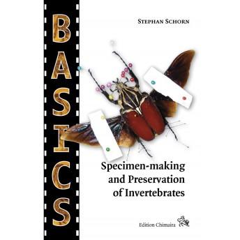 SCHORN - SPECIMEN-MAKING AND PRESERVATION OF INVERTEBRATES