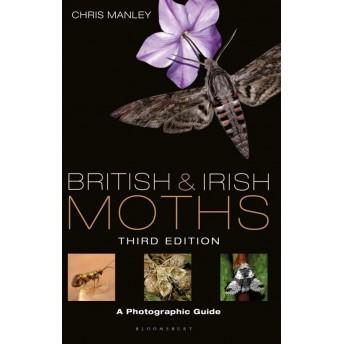 MANLEY - BRITISH AND IRISH MOTHS 3rd EDITION
