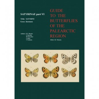 BOZANO, G. - GUIDE TO THE BUTTERFLIES OF THE PALEARCTIC REGION. SATYRINAE part VI