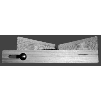 EXTENDEDOR REGULABLE, MADERA DE TILO, RANURA 0-15 mm