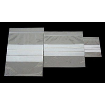 BOLSAS PLASTICO CIERRE SEGURIDAD 15x10 cm